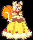 Kira Kira Pretty Cure Ala Mode Cure Custard Ala Mode Style pose