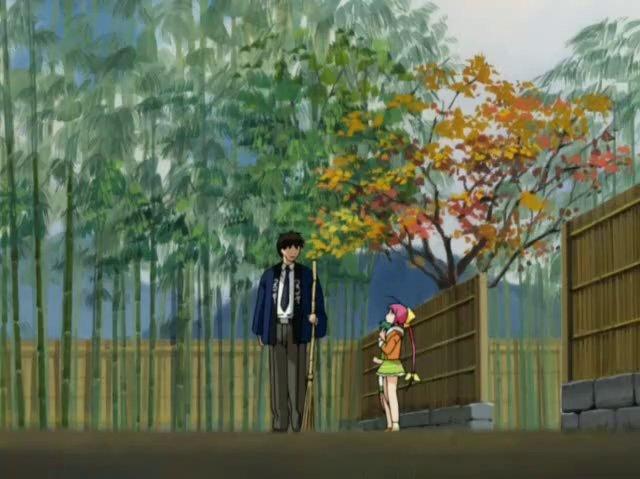 Tenshi no Shippo - Episode 12
