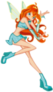 Winx Club Bloom Magic Winx pose13