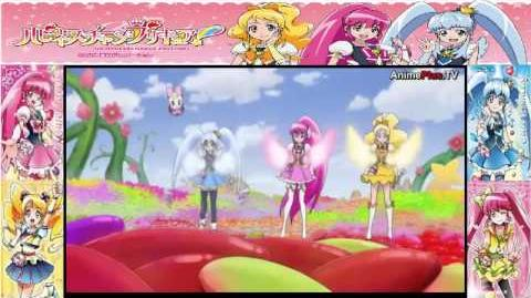 Happiness Charge Pretty Cure! - Episode 15
