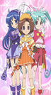 Sasami Mahou Shoujo Club Sasami, Misao and Makoto