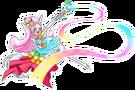 Kirakira Precure Ala Mode Cure Parfait Website Pose