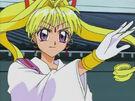Kamikaze Kaitou Jeanne Kaitou Jeanne using the Rebound Ball52