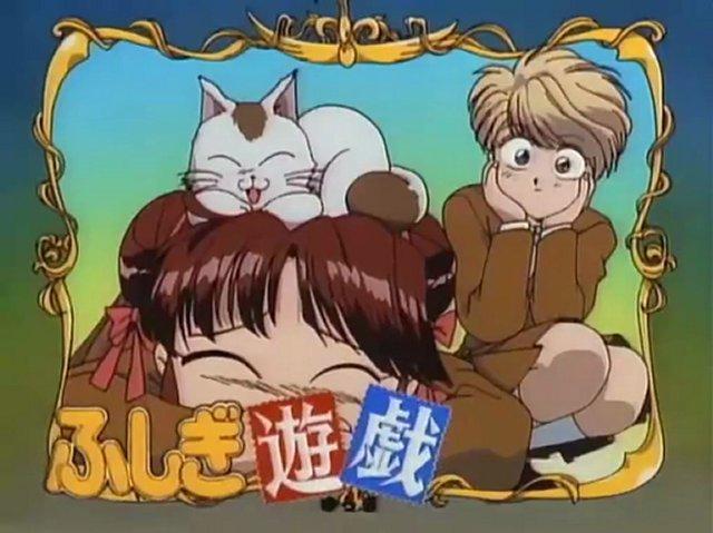 Fushigi Yuugi - Episode 10