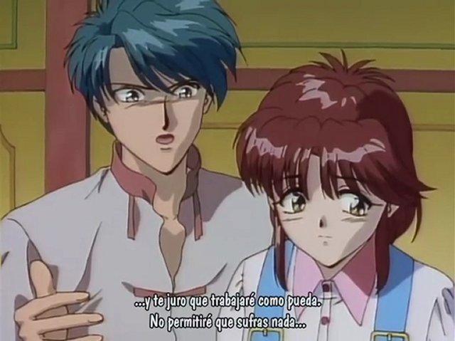 Fushigi Yuugi - Episode 25
