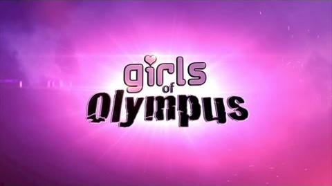 Girls of Olympus - English Trailer