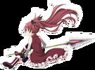 Puella Magi Madoka Magica Kyoko pose3