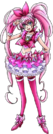 Suite Precure DS Cure Melody pose