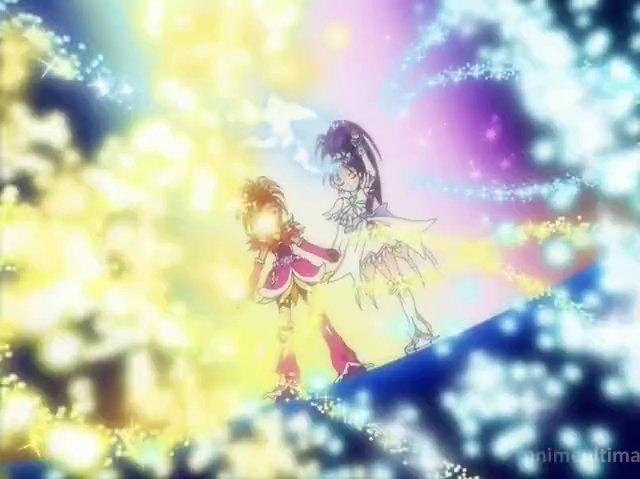 Futari wa Pretty Cure Splash Star - Episode 45