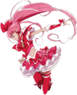 Suite Pretty Cure Cure Melody pose11