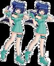 Tokyo Mew Mew Mint pose2