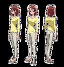 Heartcatch Pretty Cure! Mizuki pose