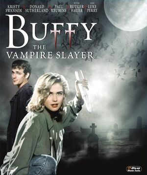 Buffy, The Vampire Slayer (1992) blu ray