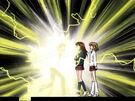 Ultra Maniac Nina, Ayu and Hiroki