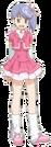 AKB0048 Makoto pose3