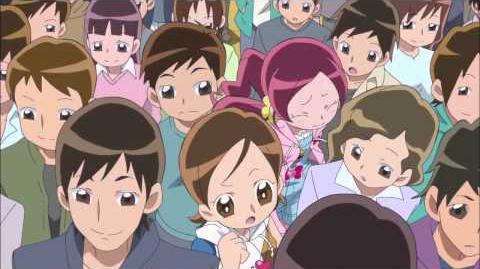 Heartcatch Pretty Cure! - Episode 08