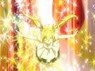 Kamichama Karin Karin transforming (Aphrodite)2