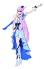 Pretty Cure All Stars DX3 Cure Moonlight 3D pose