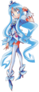 Heartcatch Pretty Cure! Cure Marine pose10