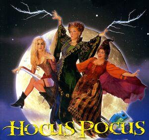 Hocus Pocus Booklet