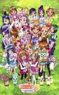 Pretty Cure All Stars DX3 Posters