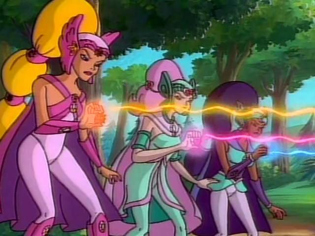Princess Gwenevere and the Jewel Riders - Episode 22