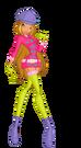 Winx Club Flora s3 pose8