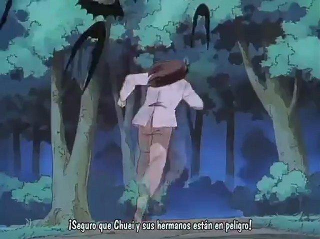 Fushigi Yuugi - Episode 17