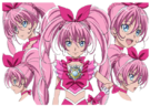 Suite Pretty Cure Cure Melody pose2
