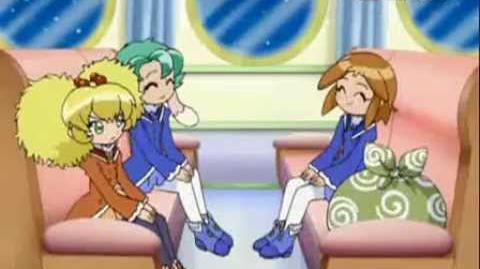 Fushigiboshi no Futago Hime Gyu! - Episode 09