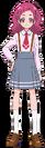 Nono Hana uniform Asahi