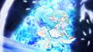 Super Stars PV Cure Ange transformation pose