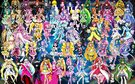57 Pretty Cure Warriors with Fairies2