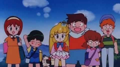 Hana no Mahou Tsukai Mary Bell - Episode 30