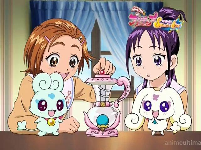 Futari wa Pretty Cure Splash Star - Episode 26