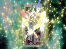 Gen'ei o Kakeru Taiyou Ginka transformation pose