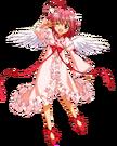 Shugo Chara Amulet Angel pose
