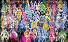 59 Pretty Cure Warriors with Fairies