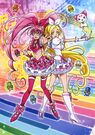 Suite Pretty Cure Art1
