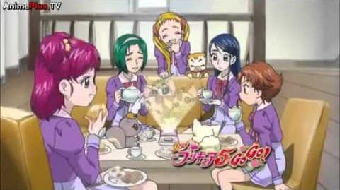 Yes! Pretty Cure 5 GoGo! - Episode 21