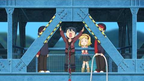 Agukaru Play with Ibaraki-hen - Episode 08