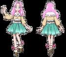 Mahou Tsukai Pretty Cure Kotoha Casual Movie pose2