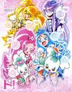 Heartcatch Precure! Posters Blu-ray BOX
