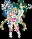 Luchia, Hanon and Rina08