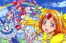 Suite Pretty Cure Art39