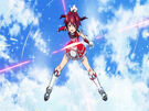 Vividred Operation Akane transformation pose2