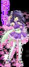 Lilpri Kaguya-hime pose