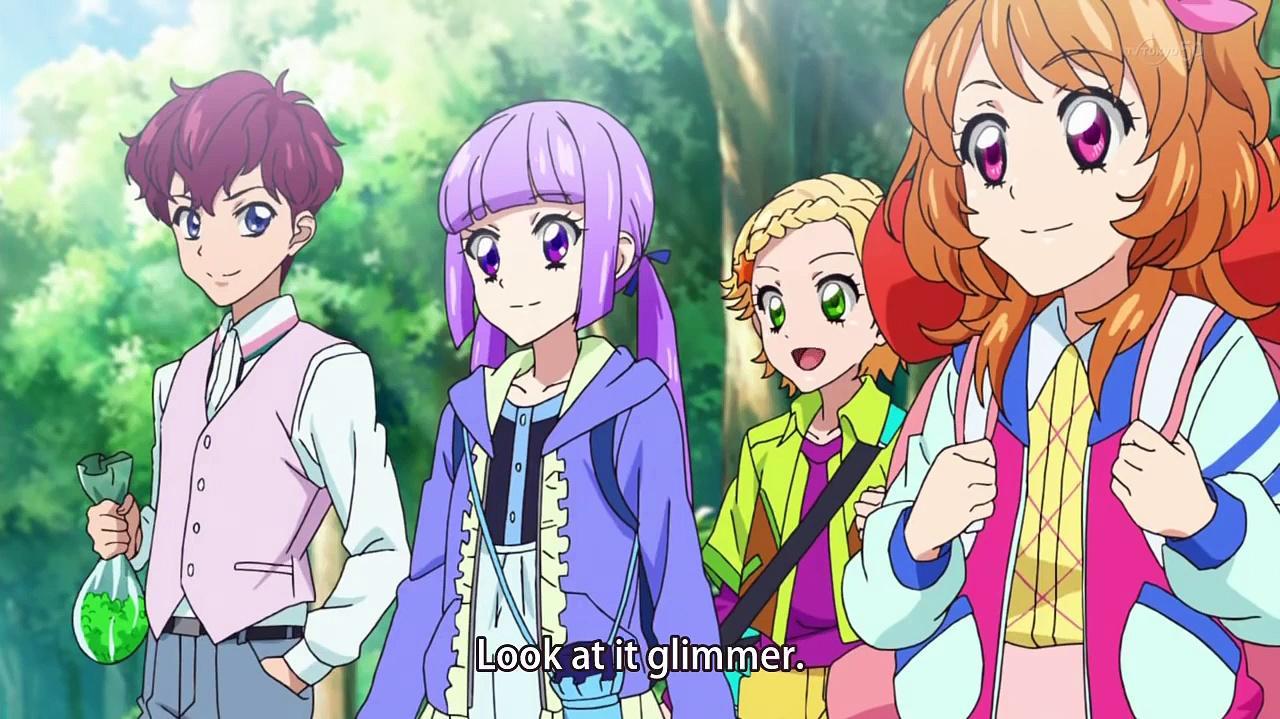 Aikatsu! - Episode 126