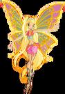 Winx Club Stella Enchantix pose