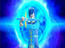 Balala. The Fairies Magic Trial Movie Blue Prince in his transformation